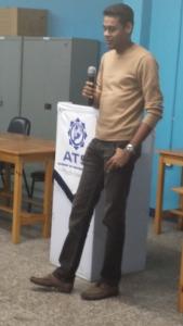 ATS Public law lecturer
